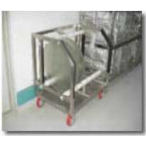 Glass Plate Trolley