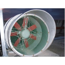 Nylon Fan With Grill