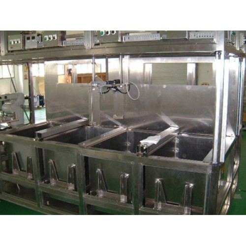 Stainless Steel Cleaning Machine