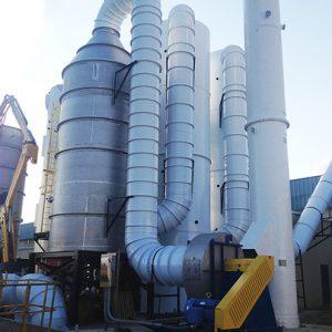 Environmental & Exhaust Ventilation System
